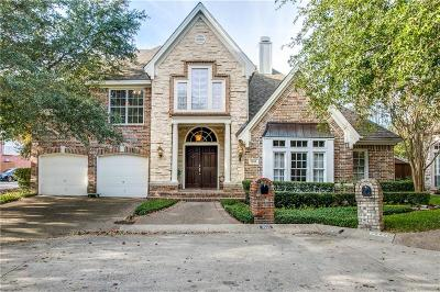 Dallas Single Family Home For Sale: 2643 Lakeforest Court