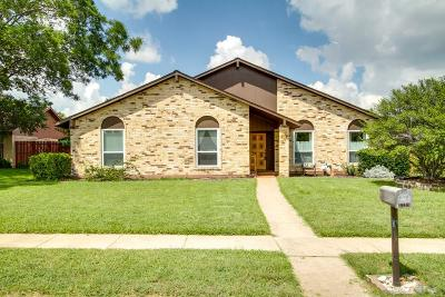 Richardson Single Family Home Active Option Contract: 2101 Eastpark Drive