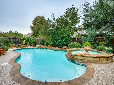 Flower Mound Single Family Home For Sale: 2808 Meadow Green Drive