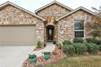 Forney Single Family Home For Sale: 1108 Luckenbach Drive