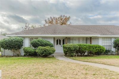 Fort Worth Single Family Home For Sale: 4605 Saldana Drive