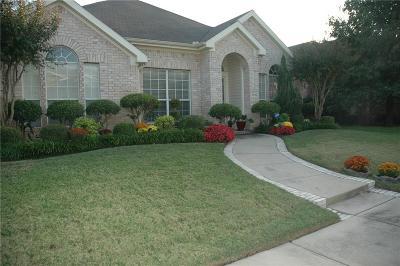 Allen Single Family Home Active Contingent: 1036 Carlisle Drive