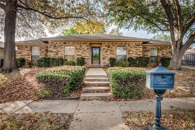 Bedford Single Family Home For Sale: 2705 Clearmeadow Street