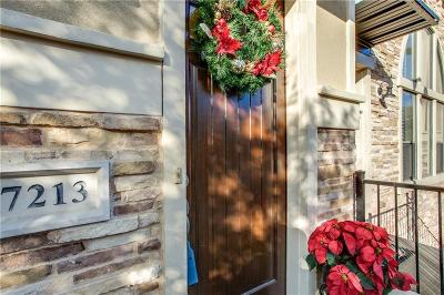 Plano Townhouse For Sale: 7213 Kasko Drive