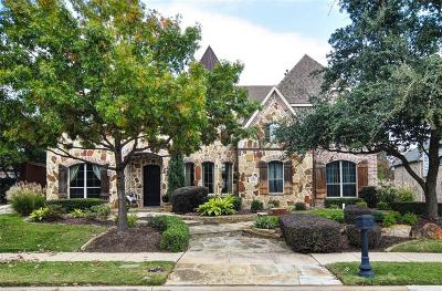 Frisco Residential Lease For Lease: 1374 Deer Lake Drive