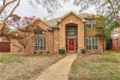 Carrollton Single Family Home Active Contingent: 2403 Norwich Drive