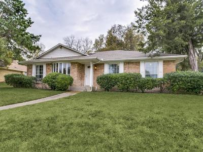 Dallas, Fort Worth Single Family Home For Sale: 3750 Kiest Knoll Drive