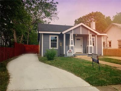 Dallas Single Family Home For Sale: 527 S Rosemont Avenue