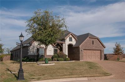Aledo Single Family Home For Sale: 118 Champagne Drive