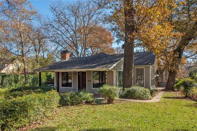 Dallas Single Family Home For Sale: 8702 Groveland Drive