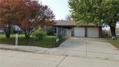 Little Elm Single Family Home For Sale: 203 W Park Street
