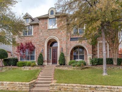 Frisco Single Family Home For Sale: 15150 Woodbluff Drive