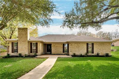 Rockwall Single Family Home For Sale: 309 Shepards Hill Drive