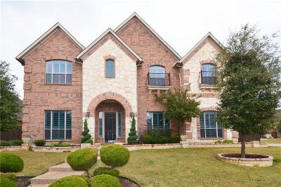 Carrollton Single Family Home For Sale: 4112 Choctaw Drive