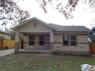 Dallas Single Family Home For Sale: 506 E Woodin