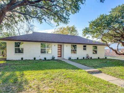 Fort Worth Single Family Home For Sale: 4904 Westlake Drive