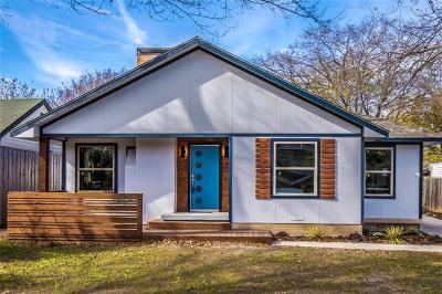 Dallas Single Family Home For Sale: 9029 Diceman Drive