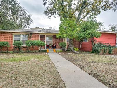 Fort Worth Half Duplex For Sale: 3609 South Drive