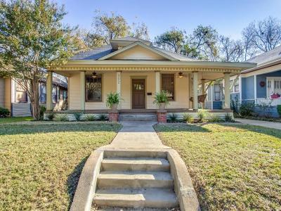 Dallas Single Family Home For Sale: 302 N Winnetka Avenue
