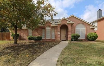 Allen Single Family Home For Sale: 754 Idlewood Drive