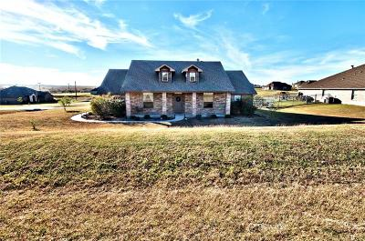 Weatherford Single Family Home For Sale: 105 Patrick Drive