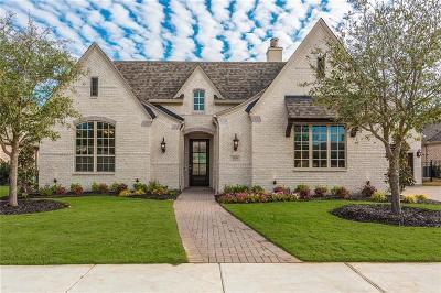 Prosper Single Family Home For Sale: 1530 Lakeside Drive