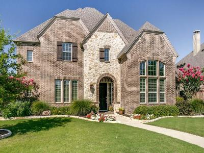 Frisco Single Family Home Active Option Contract: 12728 Godfrey Dr