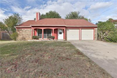 Euless Single Family Home For Sale: 503 Harrington Lane