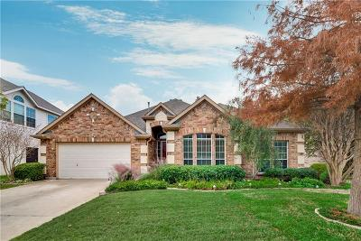 Mansfield Single Family Home For Sale: 4808 Slide Rock Court