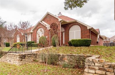 Mesquite Single Family Home For Sale: 1222 Rivercrest Drive