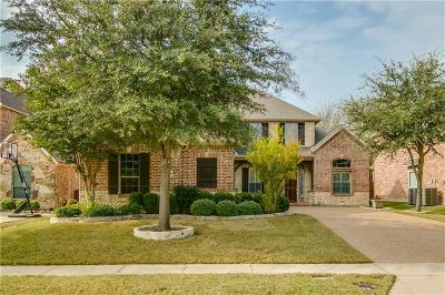 Frisco Single Family Home For Sale: 11539 Covey Point Lane