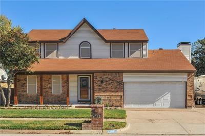 Arlington Single Family Home For Sale: 4207 Oldfield Drive