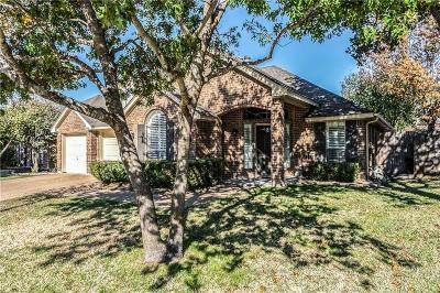 Benbrook Single Family Home For Sale: 10508 Whitestone Ranch Road
