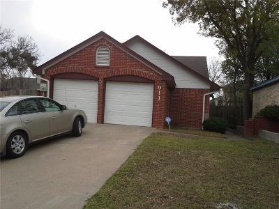 Single Family Home For Sale: 911 Gable Avenue