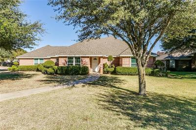 Crowley Single Family Home Active Option Contract: 2728 Birmingham Briar Drive