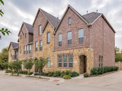 Carrollton Townhouse For Sale: 4413 Riverview Drive