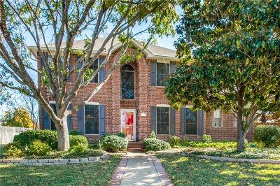 Garland Single Family Home For Sale: 2702 Kingsbury Drive