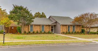Allen Single Family Home For Sale: 704 High Meadow Drive