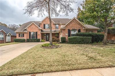 Flower Mound Single Family Home For Sale: 4305 Morningstar Circle