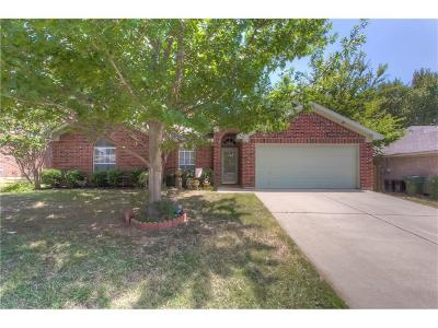 Mansfield Single Family Home For Sale: 904 Parkhill Drive
