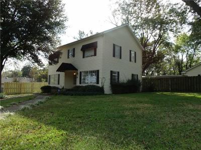 Athens Single Family Home For Sale: 502 E College Street