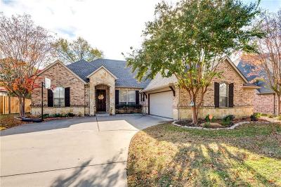 Hurst Single Family Home For Sale: 733 Trails End Circle