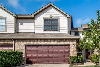Plano Townhouse For Sale: 7105 Brentdale Lane
