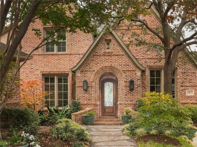 Dallas Single Family Home For Sale: 11839 Brookhill Lane
