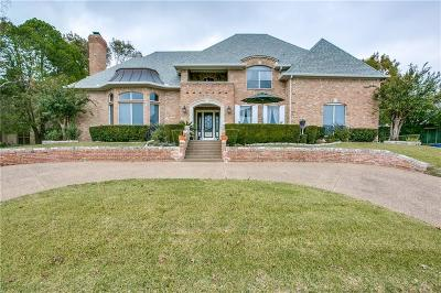 Dallas County Single Family Home For Sale: 6745 Country Club Circle