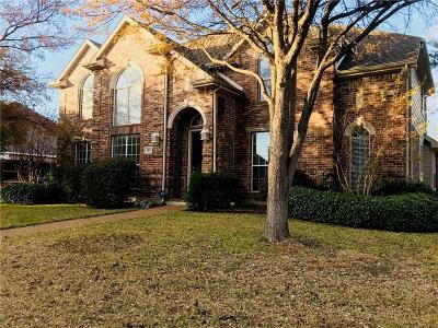 Plano  Residential Lease For Lease: 4105 Ridge Park