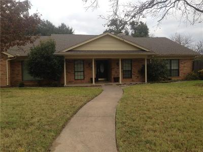 Edgecliff Village Single Family Home Active Option Contract: 1812 Rockmoor Drive