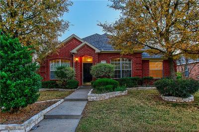 Frisco Single Family Home For Sale: 7045 Chinquapin Drive