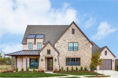 Southlake Single Family Home For Sale: 804 Winding Ridge Trail