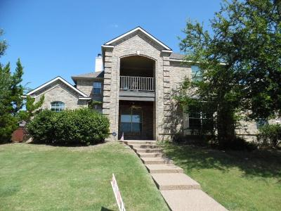 Frisco Residential Lease For Lease: 11644 Lenox Lane
